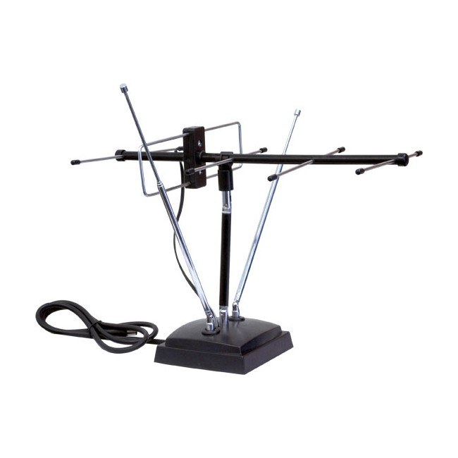 IA313 VHF/ UHF INDOOR ANTENNA