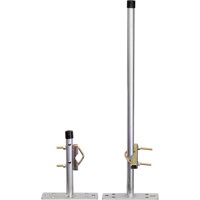 RPG-RM18-25Z 235MM 690MM ZINC EAVE BRACKET MOUNT KIT