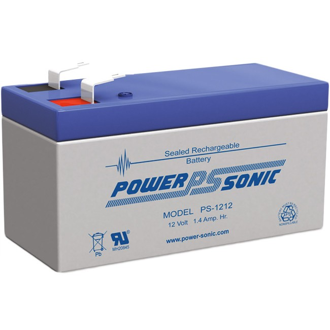 D1.2-12V 12V 1.2AMP DOSS SLA BATTERY