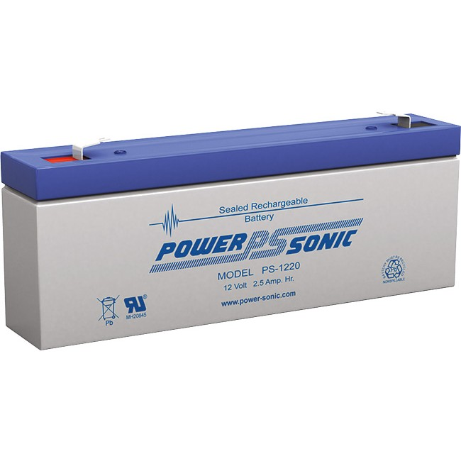 D2.3-12V 12V 2.3AMP DOSS SLA BATTERY
