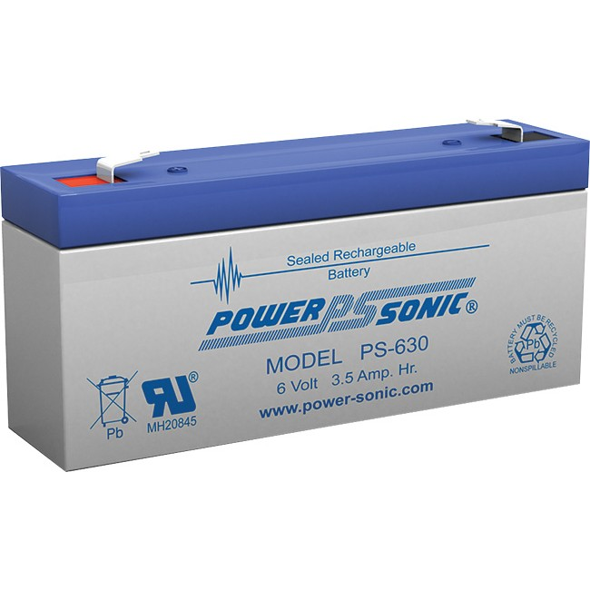D3-6V 6V 3AMP DOSS SLA BATTERY