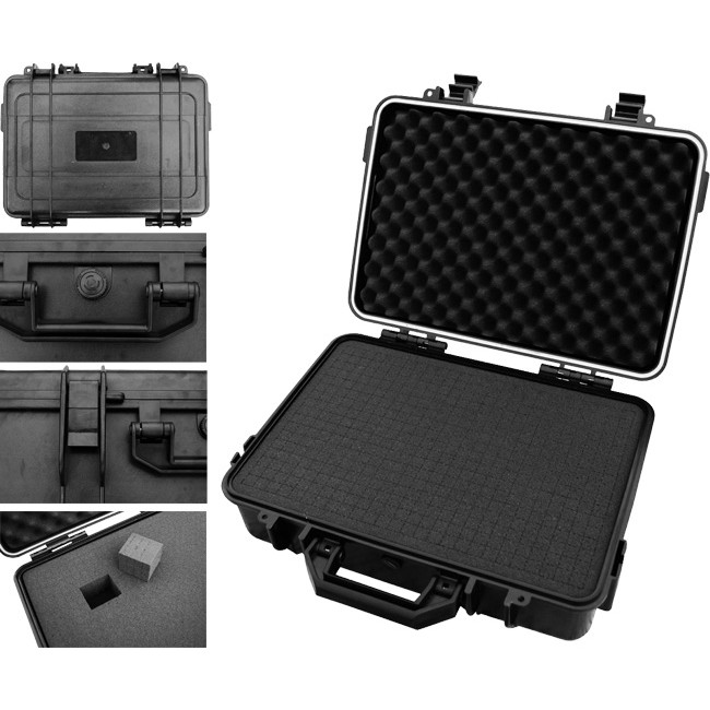 TC35WP WATERPROOF ABS TOOL CASE WITH FOAM INSERT