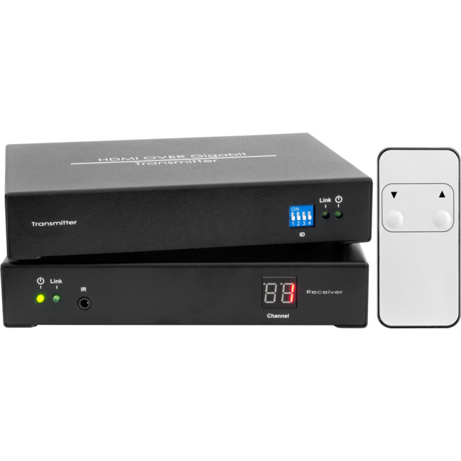 HDMIIPLR HDMI OVER IP CAT6 EXTENDER