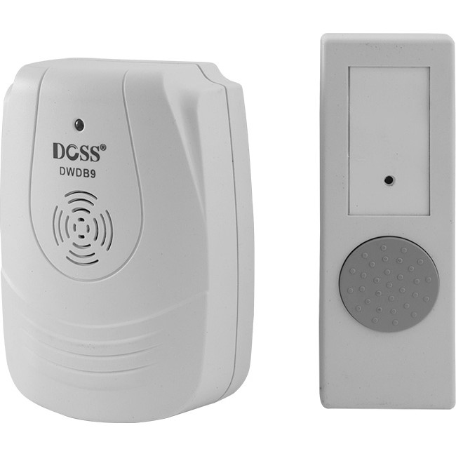 DWDB9 DOSS WIRELESS DOOR BELL