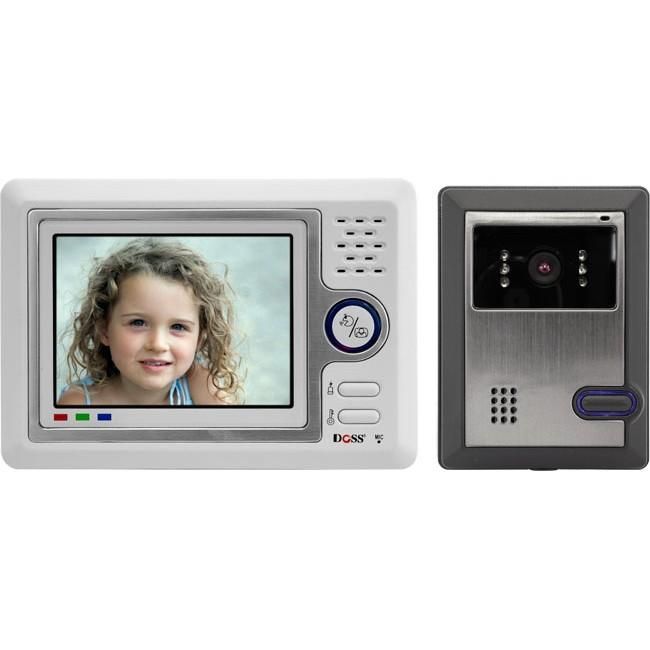DHF52PC 5″ HANDFREE CCD VIDEO INTERCOM