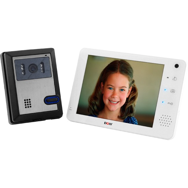 DHF72PC 7″ HANDSFREE VIDEO INTERCOM