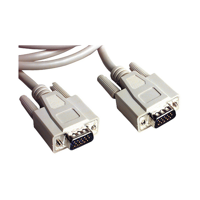 LC1000 – 2METRES – M/M HIGH DENSITY VGA LEAD