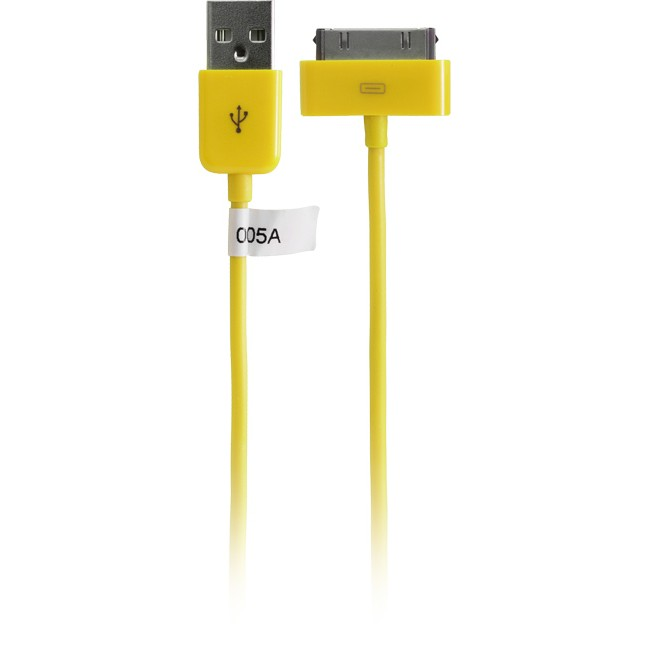 USB IPOD LEADS – 1METRE – VARIOUS COLOURS