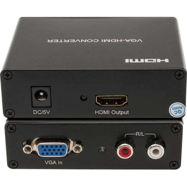 VH01 VGA STEREO TO HDMI CONVERTER