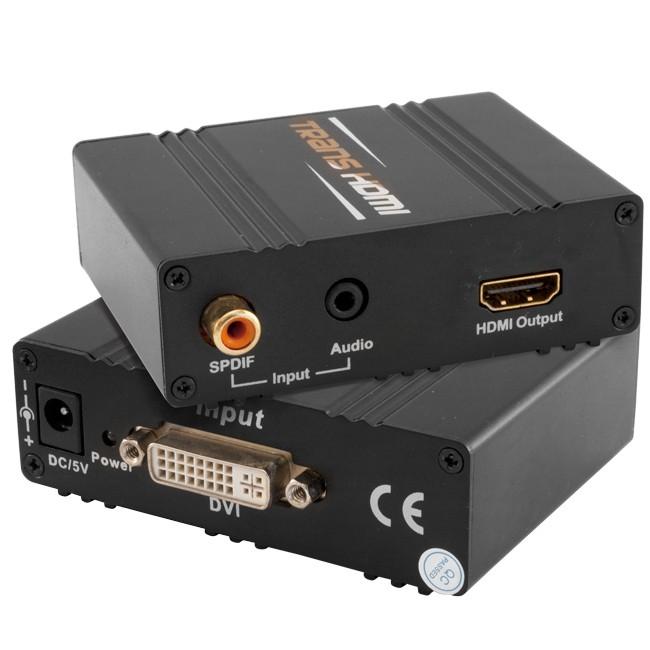 DH01 DVI-D TO HDMI CONVERTER