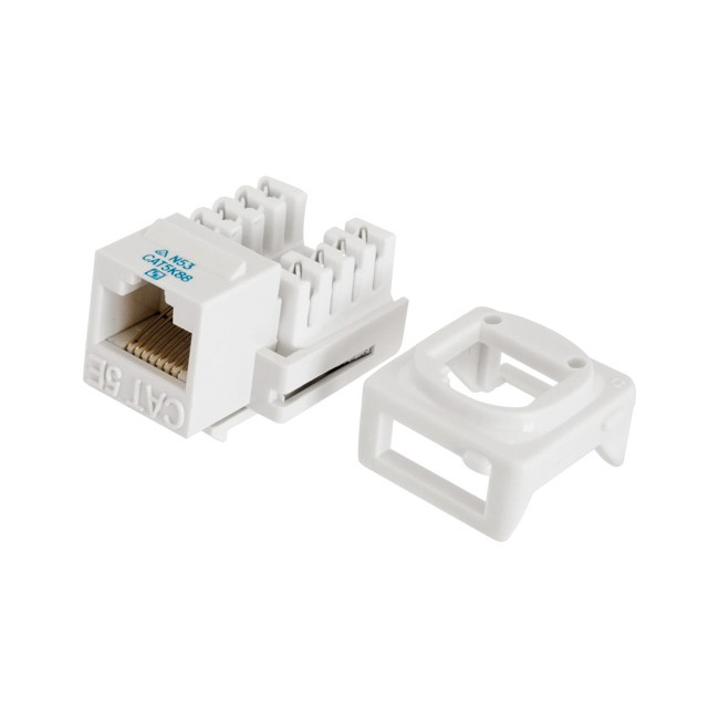 PK4534 RJ45 CAT5e MECHANISM SOCKET