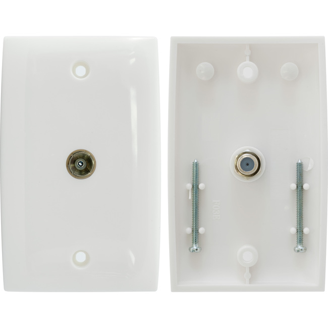 PR3835 PAL SOCKET TO 'F' SOCKET