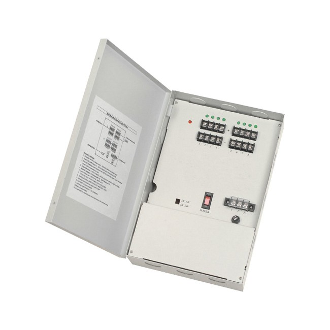 PW408U 4A 8-PORT DC12V REGULATED POWER SUPPLY