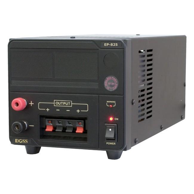 EP825 13.8V 25/30 AMP DC REGULATED