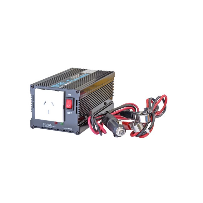PIN300-24 300W 24vDC – 240vAC INVERTER