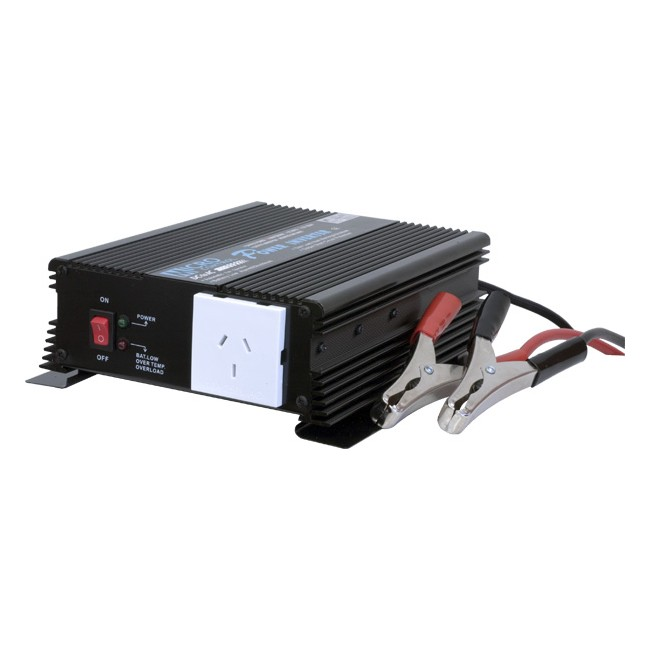 PIN600 600W 12vDC – 240vAC INVERTER