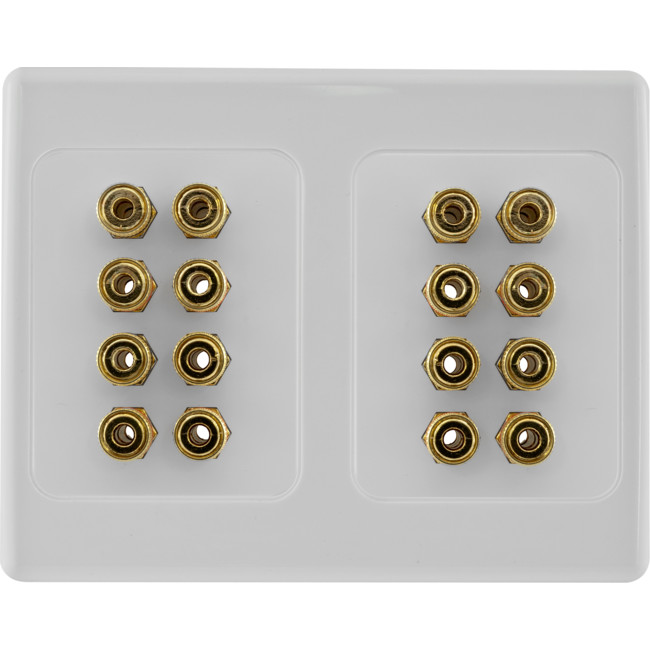 PRO1144 7.1 HOME THEATRE WALL PLATE