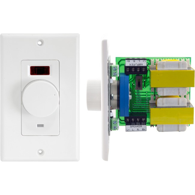 PRO1161 IN-WALL VOLUME CONTROL WITH IR
