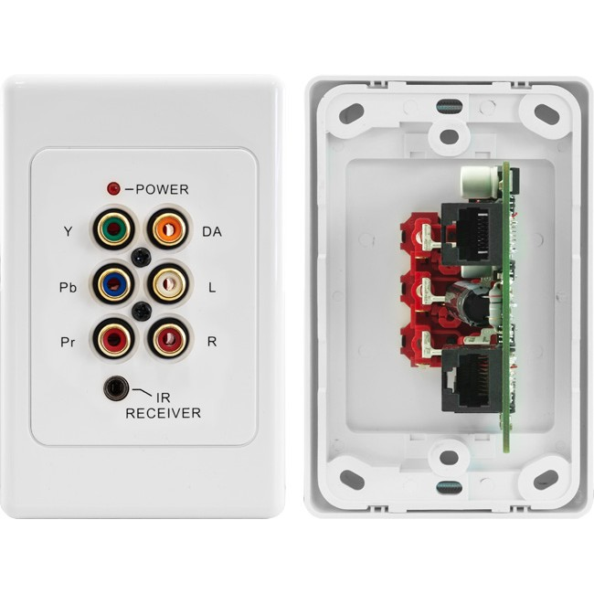 PRO1247DSWP WALL PLATE RECEIVER FOR PRO1235D