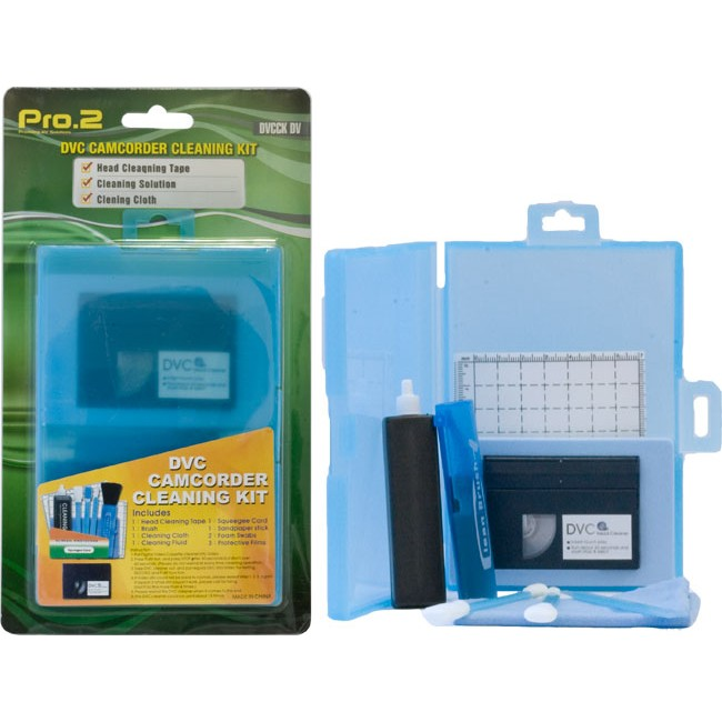 DVCCK MINI DV CAMCORDER CLEANING KIT