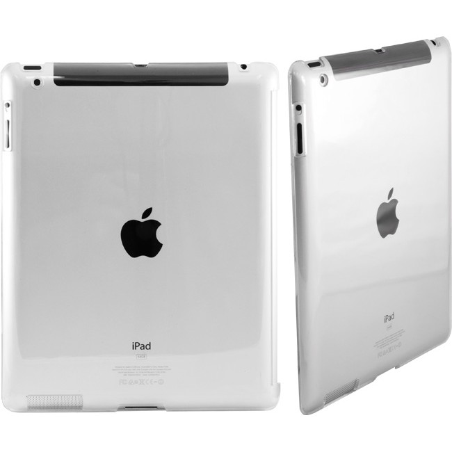 IPDCHC CLEAR HARD CASE FOR IPAD2