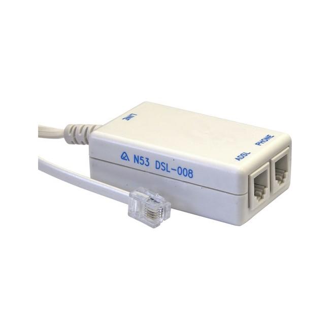 TEL1180 ADSL LINE FILTER & SPLITTER