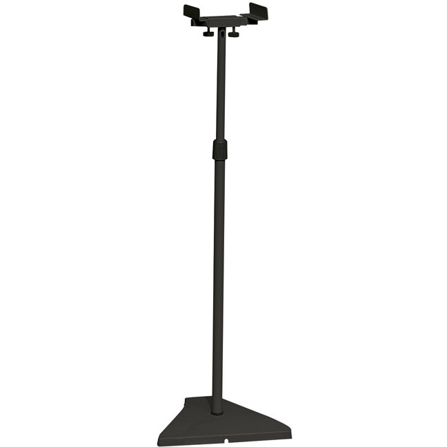 DSP002B SPEAKER FLOOR STAND BLACK
