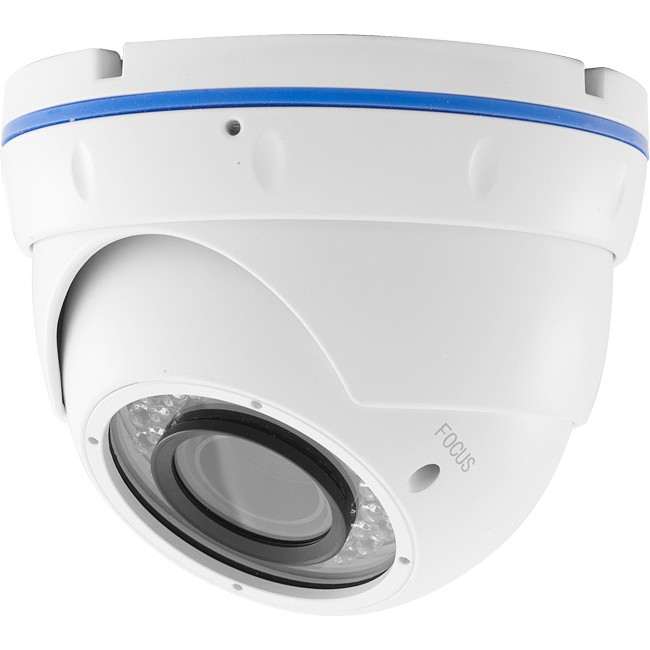 DOME30W 700TVL SECURITY DOME CAMERA (WHITE)