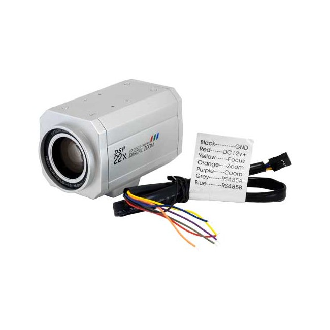F8222Q91 420TVL 22X OPTICAL ZOOM CAMERA