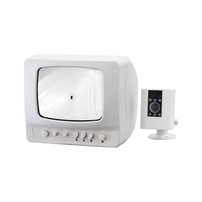MD502 SECURITY MONITOR & CAMERA KIT