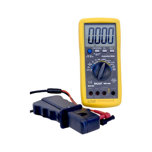 DM1440 AUTOMOTIVE DIGITAL MULTIMETER