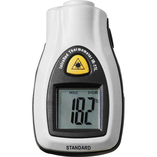 IR77L POCKET INFRARED THERMOMETER