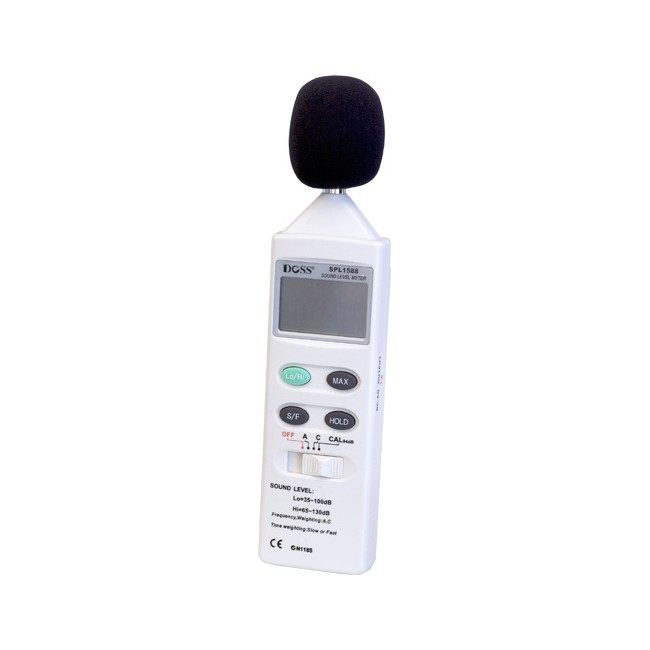 SPL1588 SOUND LEVEL METER DOSS