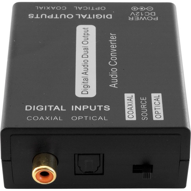 PRO1287 DUAL DIGITAL AUDIO CONVERTER