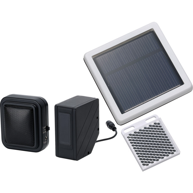 Dea7wl Solar Wireless Doorbeam Entry Alarm