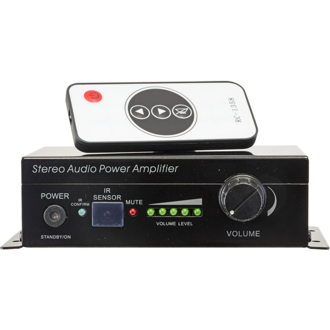 PRO1358 STEREO AUDIO POWER AMPLIFIER