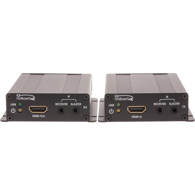 HDC6PRO HDMI OVER SINGLE CAT6 100M EXTENDER WITH RS232