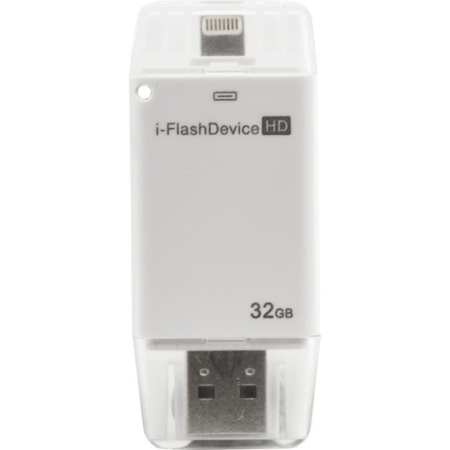 IFLASH32 IFLASH DRIVE WITH 32GB MEMORY