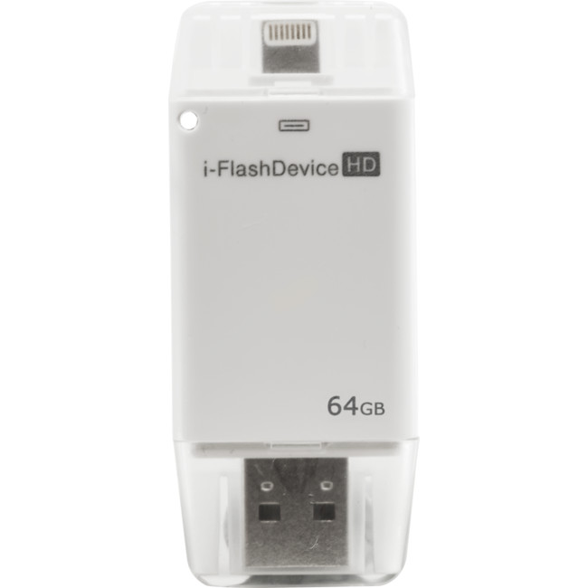 IFLASH64 IFLASH DRIVE WITH 64GB MEMORY