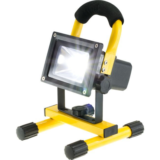 RFL10W 10W RECHARGEABLE LED FLOOD LIGHT