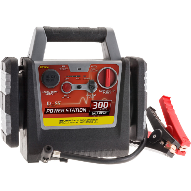 DPS300 300A COMPACT POWER STATION