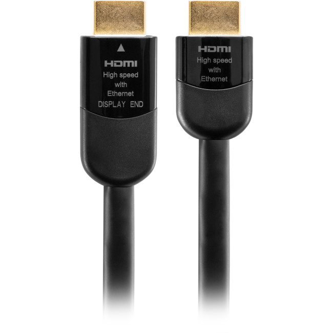 HL18GA10M – 10METRE – 18GPBS SERIES ACTIVE HDMI LEAD