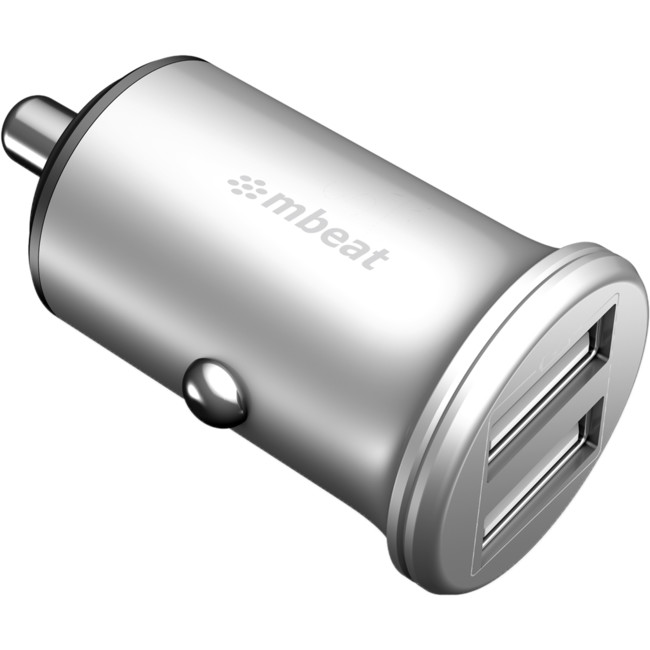 CIGUSB2A MINI CIG DUAL USB CAR CHARGER