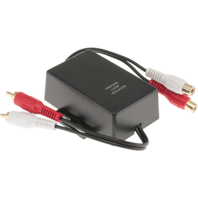 PRO1059 RCA GROUND LOOP ISOLATOR