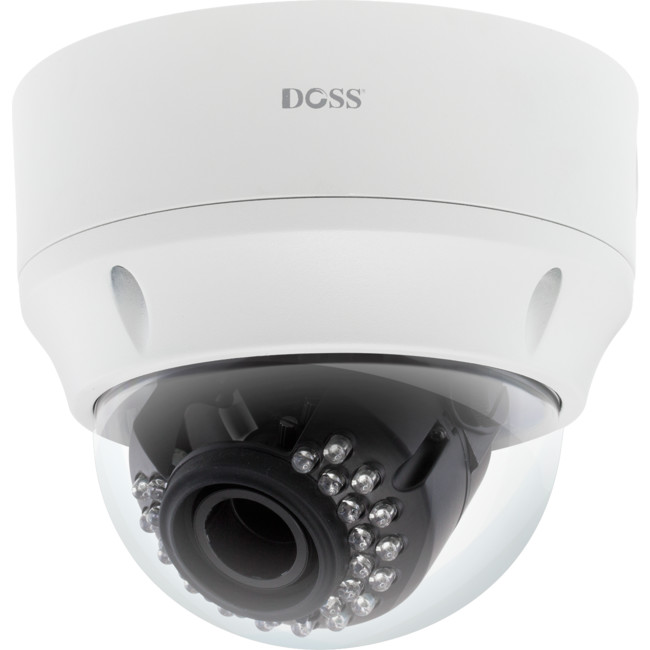 IPDM30FHD FULL-HD DOME IP CAMERA WITH 30M IR