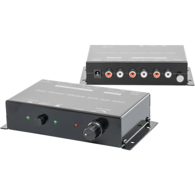 PRO1387 RIAA PHONO PREAMP WITH AUX INPUT